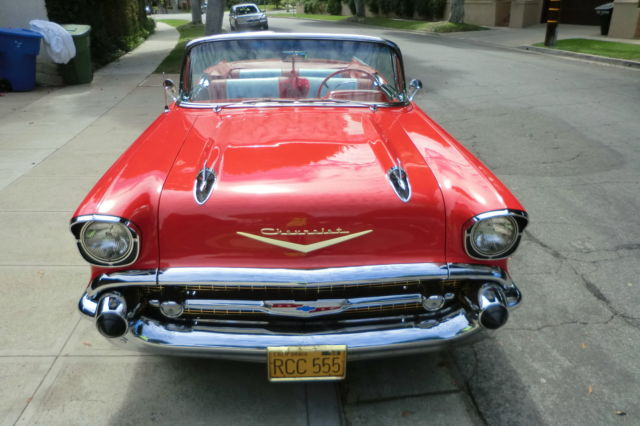 1957 Chevrolet Bel Air/150/210 Bel-Air 210 Fuel Injection