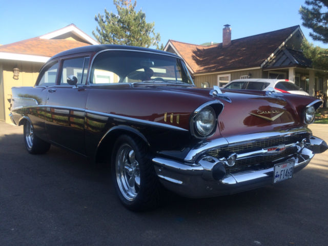 1957 Chevrolet Bel Air/150/210 POST