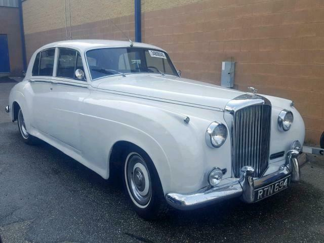 1957 Bentley S1 Clean Title 56,449 MILES