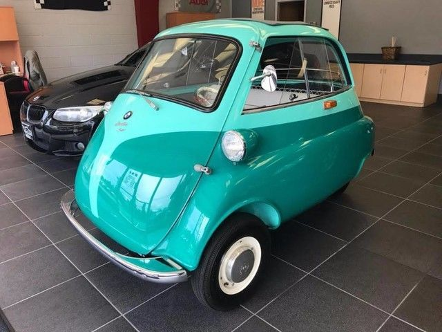 1957 BMW Isetta 300 Fully Restored