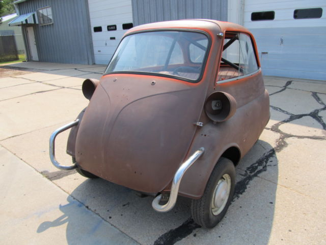 1957 BMW Other 300 Isetta