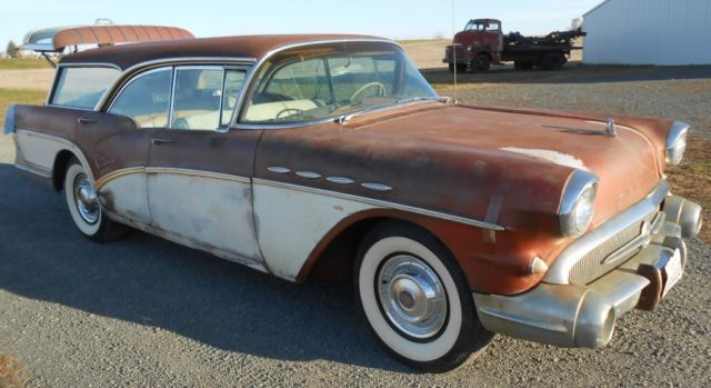 1957 buick caballero estate station wagon chevrolet nomad rival for sale photos technical. Black Bedroom Furniture Sets. Home Design Ideas