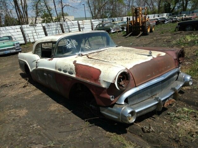 1957 Buick Other 2dr Hardtop