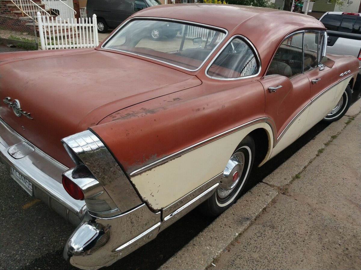 1957 Buick Special 4 door hard top