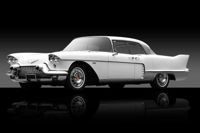 1957 Cadillac Brougham Highly Collectible Classic