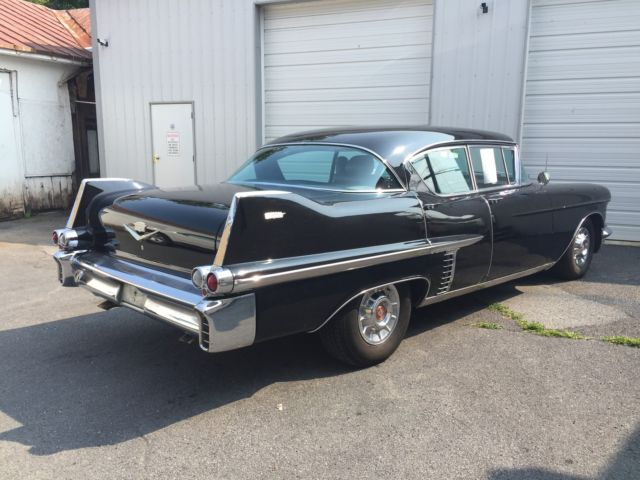 1957 Cadillac Sedan Deville for sale: photos, technical ...