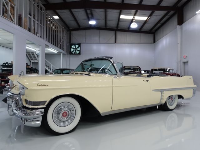 1957 Cadillac Other Series 62 Convertible, ONLY 58,739 ACTUAL MILES!