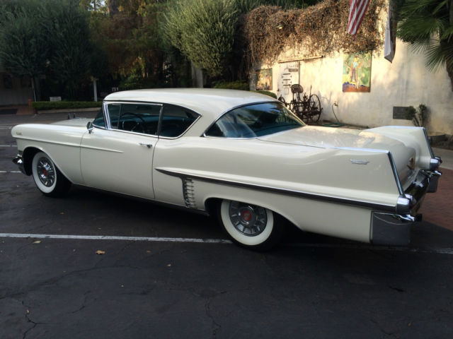 1957 Cadillac Series 62 Coupe 7 650 Original Miles 41