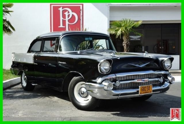 1957 Chevrolet 150 Sedan 'Black Widow' Tribute