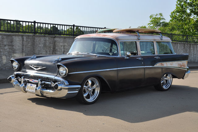 1957 Chevrolet Bel Air/150/210 Beauville