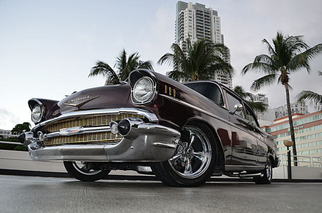 1957 Chevrolet Bel Air/150/210 210 Bel Air