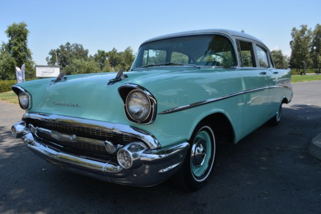 1957 Chevrolet Bel Air/150/210 Deluxe