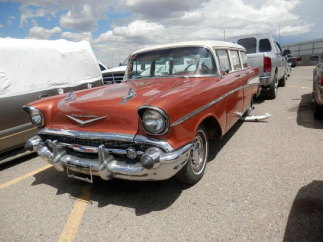 1957 Chevrolet Bel Air/150/210 Bel Air 210
