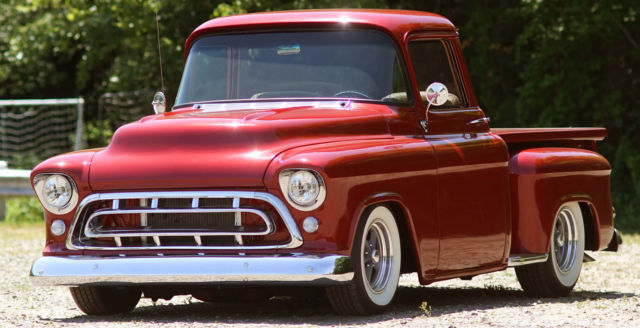 1957 Chevrolet Other Pickups Big Block, Big Window Restored Show Truck