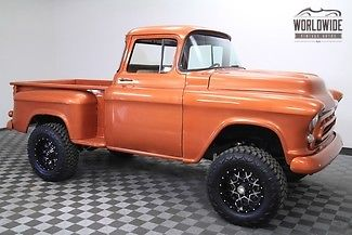 1957 Chevrolet Other Pickups Fuel Injected Vortec! Restored Napco Tribute