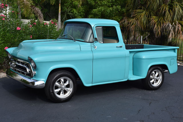 1957 Chevrolet Other Pickups Chevrolet 3100 Pick Up