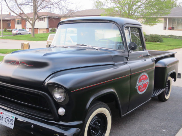 1957 Chevrolet Other Pickups 3100 SERIES PICKUP