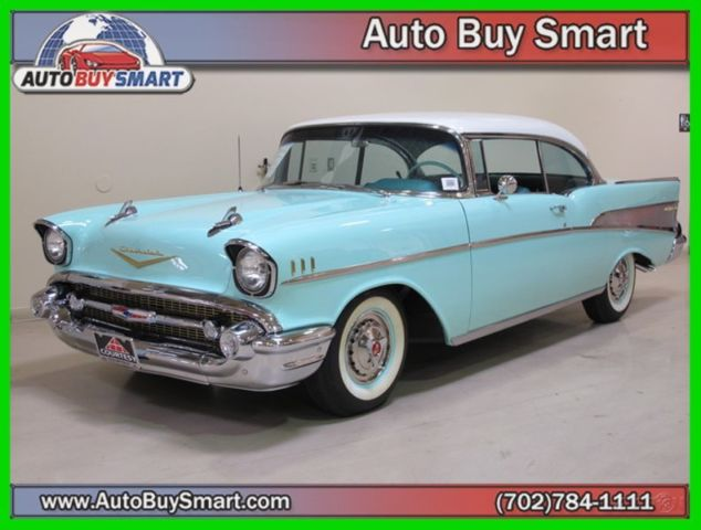 1957 Chevrolet Bel Air/150/210 2DR