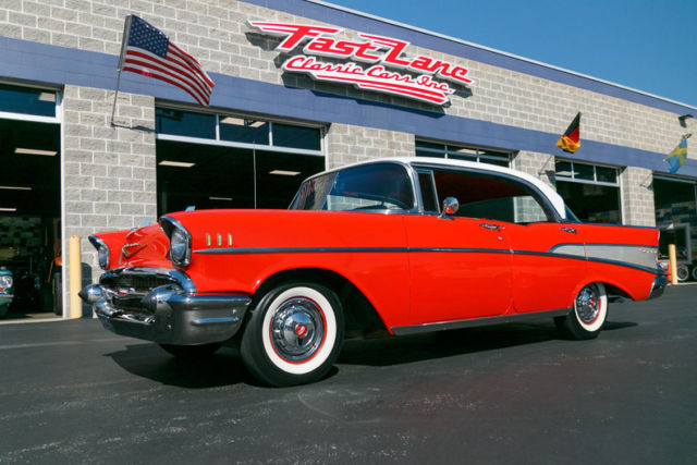 1957 Chevrolet Bel Air/150/210 4 Door Hardtop
