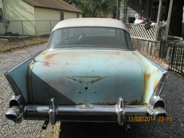 1957 chevrolet bel air 4 door sedan for sale photos for 1957 chevy 4 door sedan