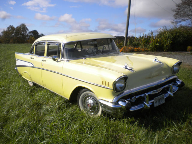 1957 chevrolet bel air 4 door sedan for sale photos for 1957 chevy belair 4 door sedan for sale
