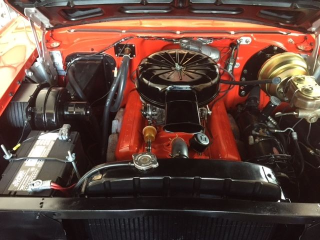Trim Partsr Chevy Nomad 1957 3rd Brake Light Wiring Kit