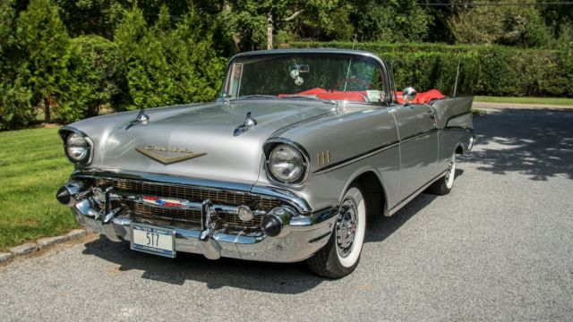 1957 Chevrolet Other With Power Pac