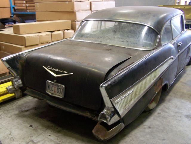 1957 Chevrolet Bel Air Sport Coupe 2 Door Hardtop 57 Chevy