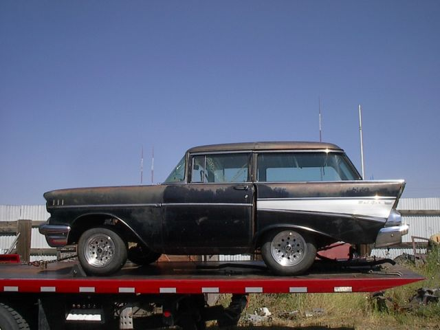1957 Chevrolet Bel Air Station Wagon Shorty For Sale Photos