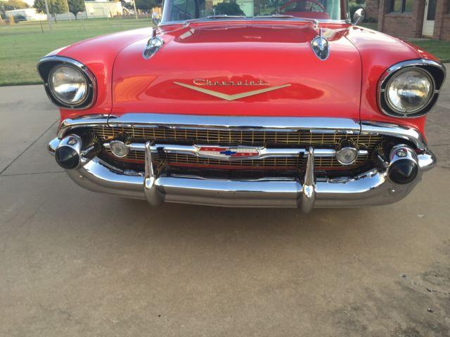 1957 Chevrolet Bel Air Tudor Hardtop For Sale Photos