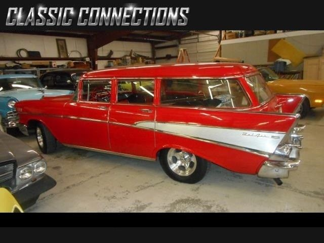 1957 Chevrolet Bel Air/150/210 Wagon