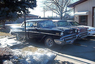 1957 Chevrolet Bel Air/150/210 BLACK