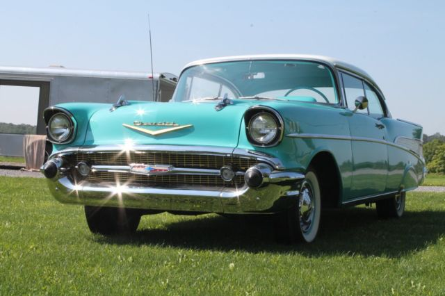 1957 Chevrolet Bel Air/150/210 HARDTOP