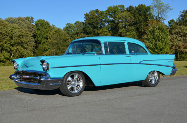 1957 Chevrolet Bel Air/150/210 Belair 210