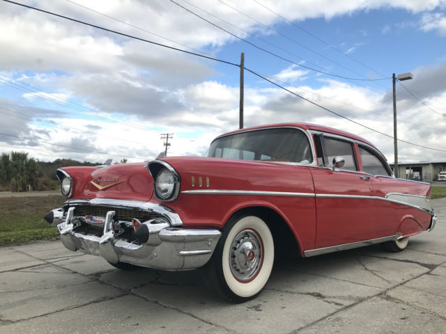 1957 Chevrolet Bel Air/150/210 Other