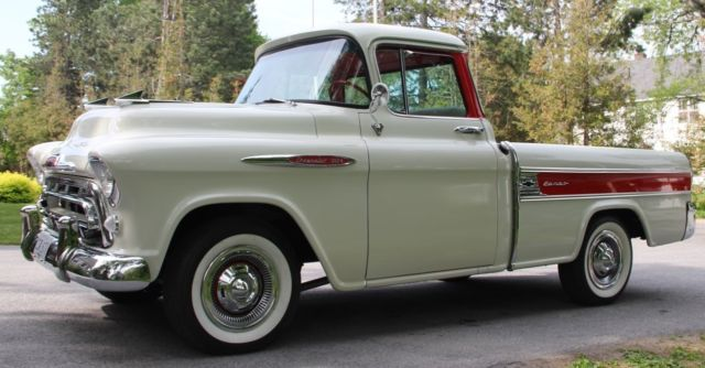 1957 Chevrolet Other Pickups 3124