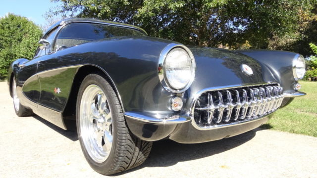 1957 Chevrolet Corvette Convertible LS-2