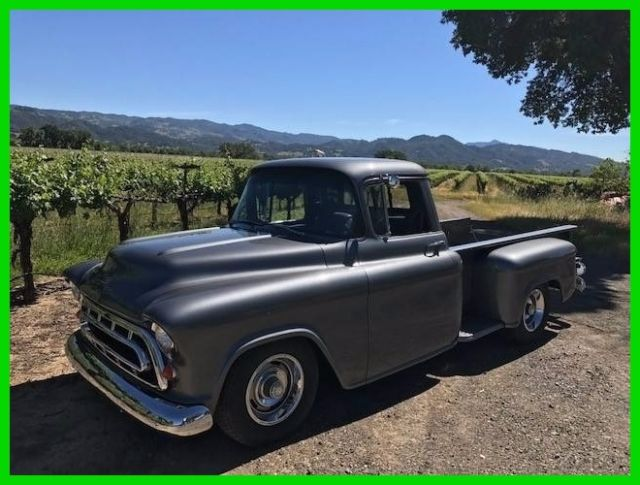 1957 Chevrolet Pickup Truck Award Winning