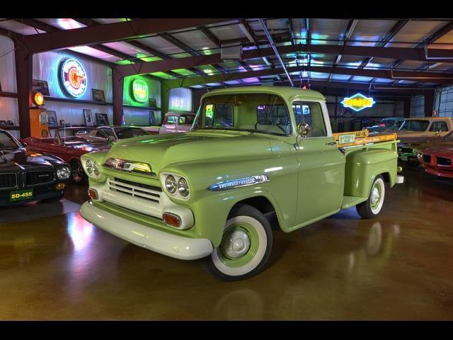1957 Chevrolet Other Pickups Apache 3100