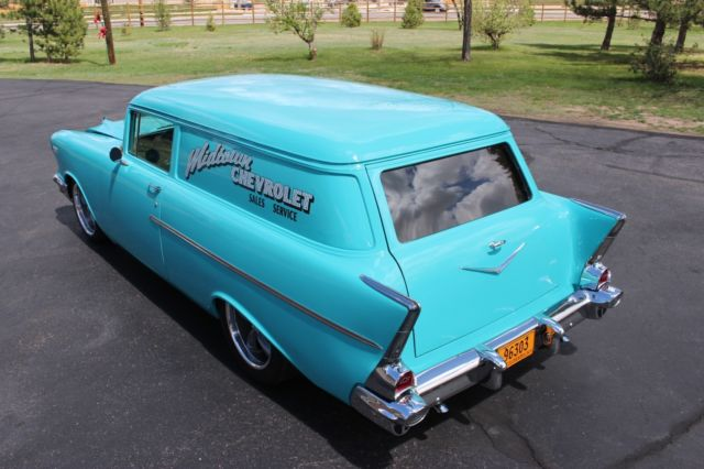 1957 Chevrolet Bel Air/150/210 Sedan Delivery