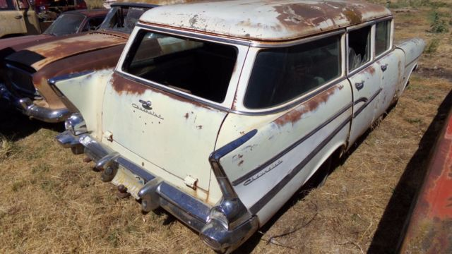 1957 Chevrolet Bel Air/150/210 TOWNSMAN STATION WAGON***NO RESERVE***