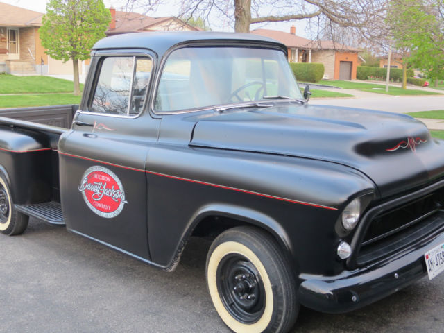 1957 Chevrolet Truck 3100 Series For Sale Photos Technical