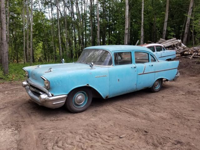 1957 Chevrolet Bel Air/150/210 150
