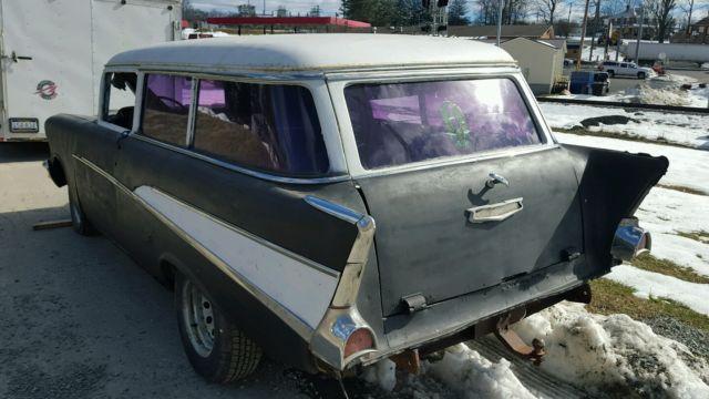 1957 Chevy 210 2 Door Handyman For Sale Photos Technical