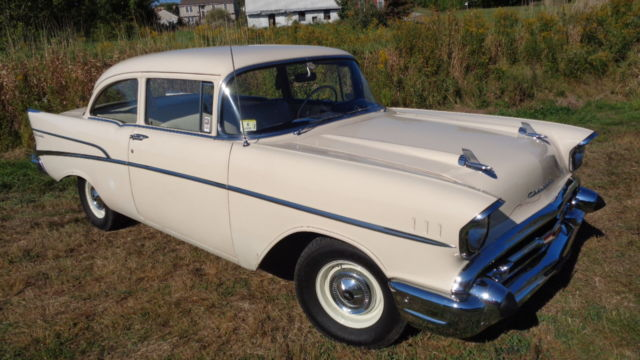 1957 Chevrolet Bel Air/150/210 210 2 door sedan-  							 							show original title