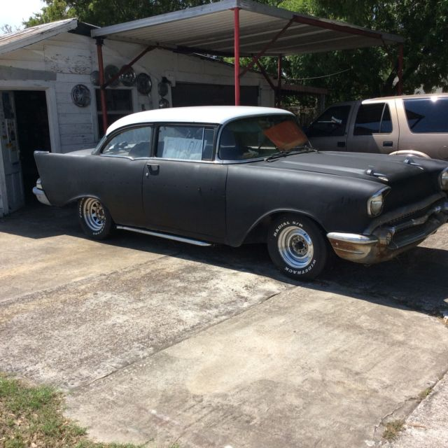 1957 Chevrolet Bel Air/150/210 210 coupe