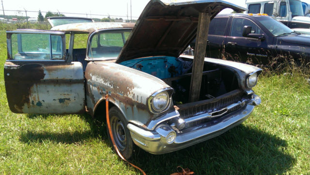 1957 chevy 210 4 door 9 passenger station wagon for sale for 1957 chevy 4 door wagon for sale