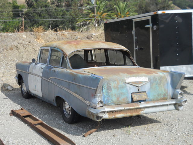 1957 chevy 210 4 door sedan for sale photos technical for 1957 chevy belair 4 door sedan for sale