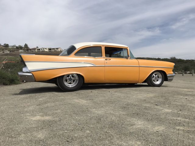 1957 Chevy 210 Belair 700hp Lsa Crate Engine 6l90e