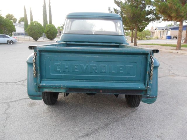 1957 chevy 3100 big window pick up truck half ton for sale for 1957 chevy big window truck for sale